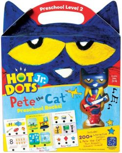 HOT DOTS JR PETE/CAT: PRESCHOOL ROCKS!