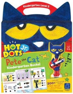 HOT DOTS JR PETE THE CAT: KIND