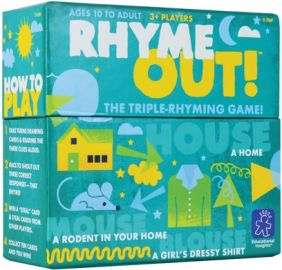 RHYME OUT! GAME