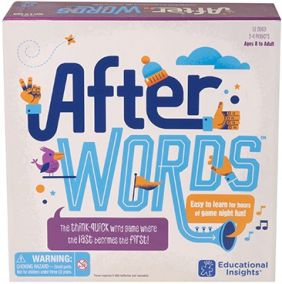 AFTER WORDS GAME