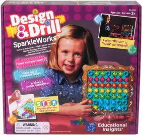DESIGN & DRILL SPARKLE WORKS SET