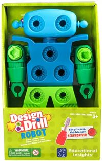 DESIGN & DRILL ROBOT SET