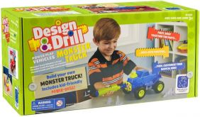 DESIGN & DRILL MONSTER TRUCK
