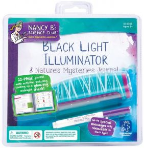 NANCY B'S SCIENCE CLUB BLACK L