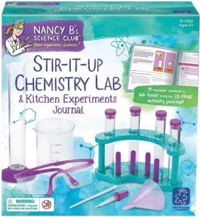 NANCY B'S STIR-IT-UP CHEMISTRY