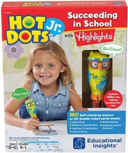 HOT DOTS JR. SUCCEEDING IN SCHOOL