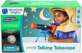 TALKING TELESCOPE-GEOSAFARI JR