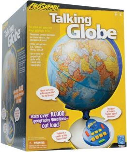 GEO SAFARI TALKING GLOBE