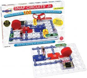 SNAP CIRCUITS JR. 100 PROJECTS