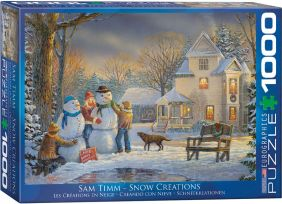 TIMM-SNOW CREATIONS 1000PC