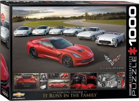 2014 CORVETTE STINGRAY 1000PC