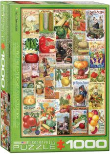 VEGETABLES SEED CATALOG 1000-P