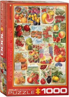 FRUITS SEED CATALOG 1000-PIECE