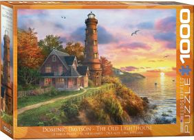 THE OLD LIGHTHOUSE 1000-PIECE