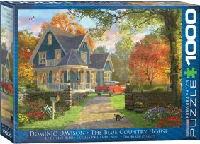 THE BLUE COUNTRY HOUSE 1000-PI
