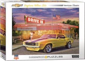 DAYTONA YELLOW ZETA 1000-PIECE