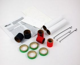 ESTES MODEL ROCKET D&E ENGINE MOUNT KIT #303159