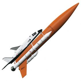 ESTES SHUTTLE MODEL ROCKET KIT