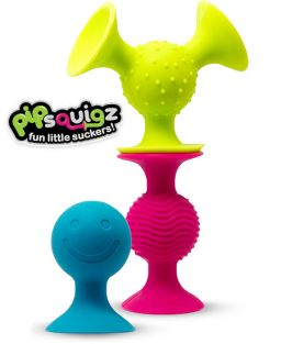 PIPSQUIGZ - FUN LITTLE SUCKERS!