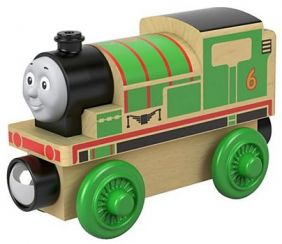 PERCY-THOMAS & FRIENDS WOOD TO