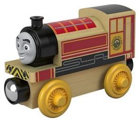 VICTOR-THOMAS & FRIENDS WOOD T