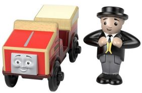 WINSTON-THOMAS & FRIENDS WOOD