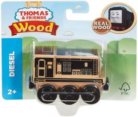 DIESEL - THOMAS & FRIENDS (WOOD)