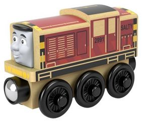 WOOD SALTY-THOMAS & FRIENDS RA