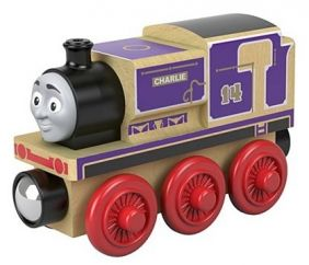 WOOD CHARLIE-THOMAS & FRIENDS