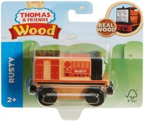 RUSTY - THOMAS & FRIENDS (WOOD)