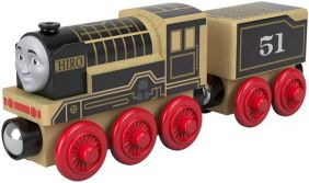WOODEN HIRO-THOMAS & FRIENDS #