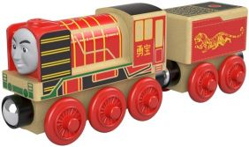 YONG BAO WOOD TRAIN-THOMAS & F
