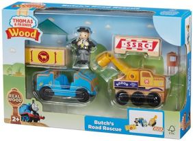 BUTCH'S ROAD RESCUE SET-THOMAS