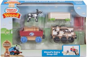 DIESEL'S DAIRY DROP-OFF SET-TH