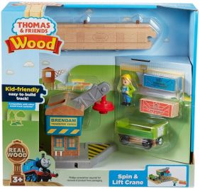 SPIN & LIFT CRANE-THOMAS & FRIENDS