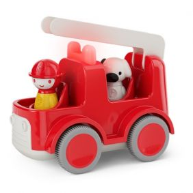 MYLAND FIRE TRUCK WITH LIGHT &