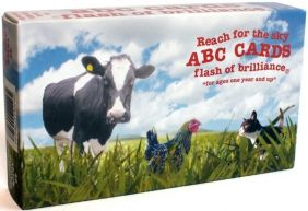 ABC CARDS FLASHCARDS