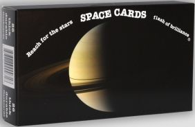 SPACE CARDS FLASHCARDS
