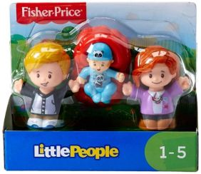 LITTLE PEOPLE BIG HELPERS FAMI
