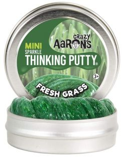 FRESH GRASS SPARKLE THINKING PUTTY