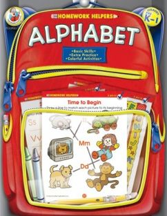 ALPHABET-HOMEWORK HELPERS GR.K