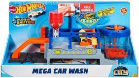 MEGA CAR WASH PLAYSET #FTB66 B