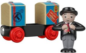 WOOD TRAVELING SIR TOPHAM HATT