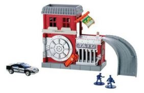 BANK ROBBERY PLAYSET #FXV89 BY