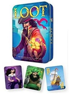 LOOT CARD GAME-ANNIVERSARY TIN