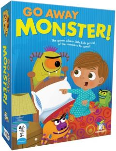 GO AWAY MONSTER! GAME #420 BY