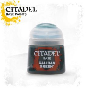 CALIBAN GREEN #21-12 CITADEL B