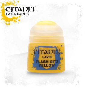 FLASH GITZ YELLOW #22-02 CITAD