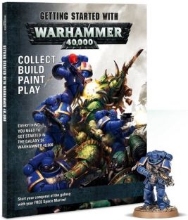 GETTING STARTED WITH WARHAMMER