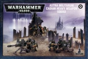 CADIAN HEAVY WEAPON SQUAD #47-